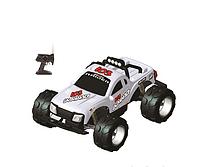Джип 40см на больших колесах и амортизаторах радиоуправление