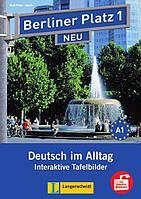 Berliner Platz 1 neu. Interaktive Tafelbilder. A1. Deutsch im Alltag