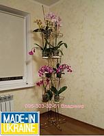 """Подставка для цветов """"Башня на 17 чаш этажами"""""""