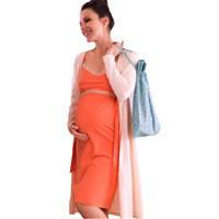 Комплекты - халат и ночная сорочка для беременных