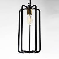 Светильник подвесной Loft Steampunk [ Frame -1 ] Black / White , фото 1