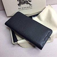 Burberry - кожаный портмоне, фото 1