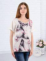 Женская футболка FS1
