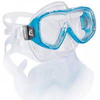 Детская маска для плавания Cressi Sub Piumetta Крейси Саб Пиуметта подводной охоты дайвинга снорклинга