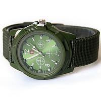 Кварцевые мужские часы (Green)