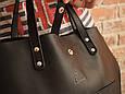 Качественная женская кожаная сумка Babak, Украина 857276, фото 5