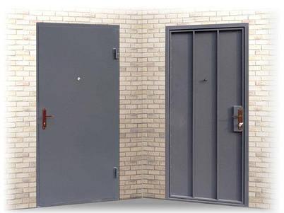 Металлические (технические ) двери