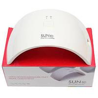 Универсальная UV LED лампа Sun9S 24 Вт (для геля и гель-лака) с дисплеем и USB кабелем