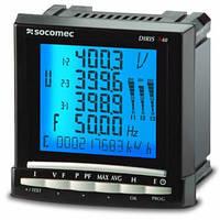 Анализатор качества электроэнергии, контроль показателей качества электроэнергии DIRIS A60