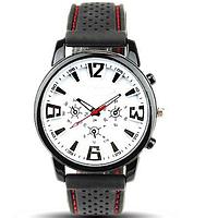 Кварцевые мужские часы HAI (White)