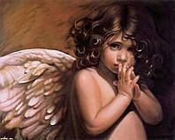 Картина по номерам Ангелочек 295 40*50 см