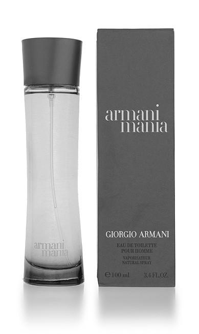 Мужская туалетная вода  Giorgio Armani Armani Mania pour Homme (Армани Мания Пур Хом) 100 мл