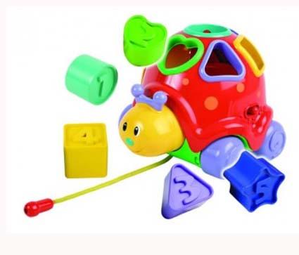 Развивающие игрушки, игрушки с сортером