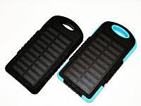 Внешний аккумулятор Power bank Solar A50 20800 mAh на солнечной батарее