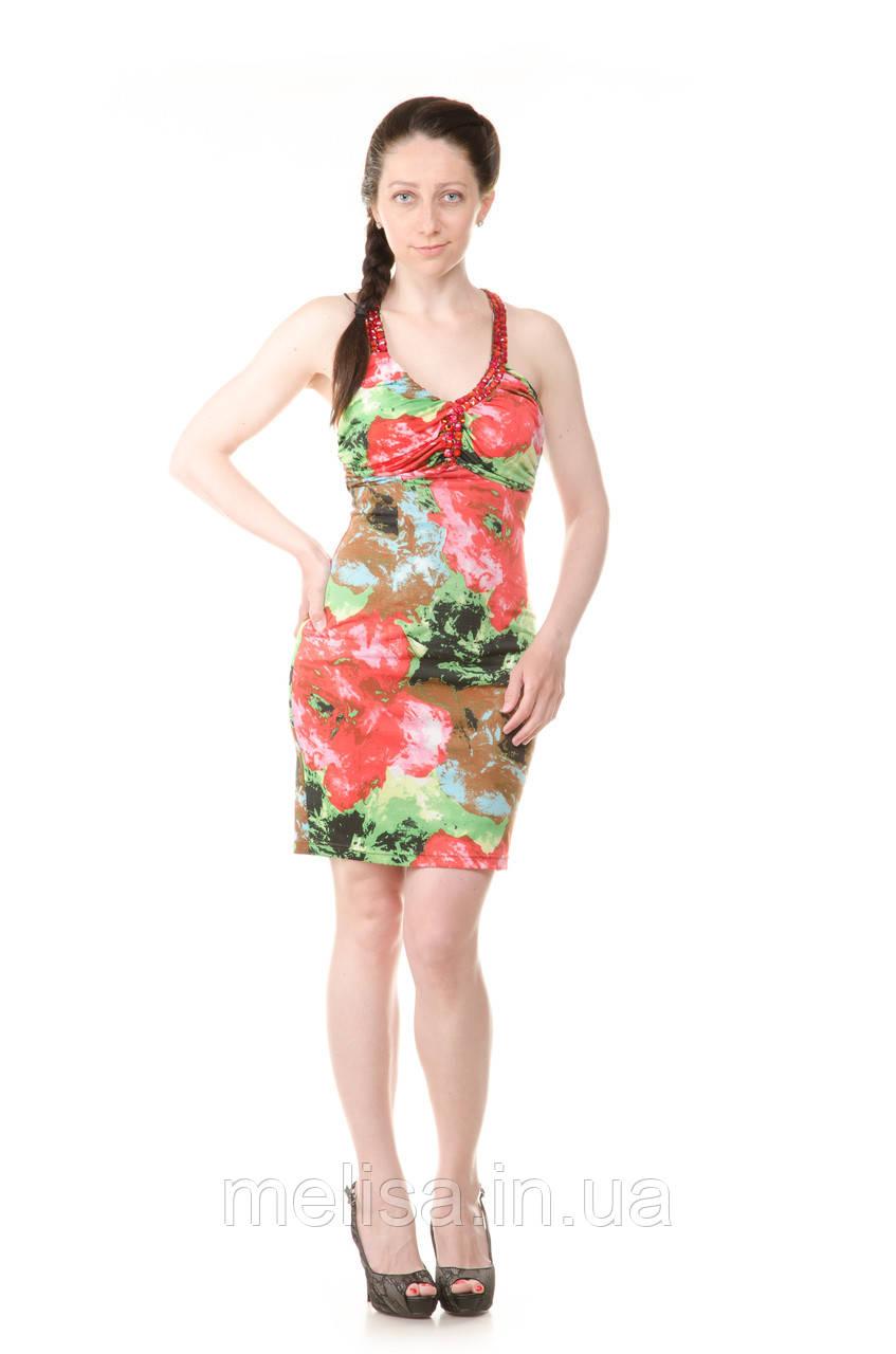 1dccdfb68c3 Красное платье с открытой спиной купить в Киев - Интернет магазин женской  одежды Melisa в Харькове