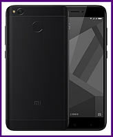 Смартфон Xiaomi redmi 4x 2/16 GB, 5/13 MP (BLACK). Гарантия в Украине!