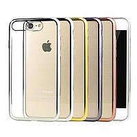 Чехлы для iPhone 7 Plus Силиконовые