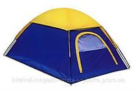 Палатка туристическая однослойная, Палатка 2-местная Coleman 3005