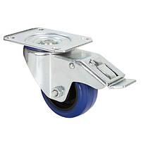 Поворотное колесо с тормозом Adam Hall 372091