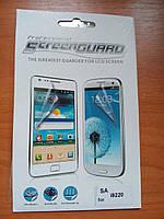 Защитная пленка для телефона Samsung i9220, анти-блик, анти-пыль, анти-ультрафиолет, лучшая защита для экрана