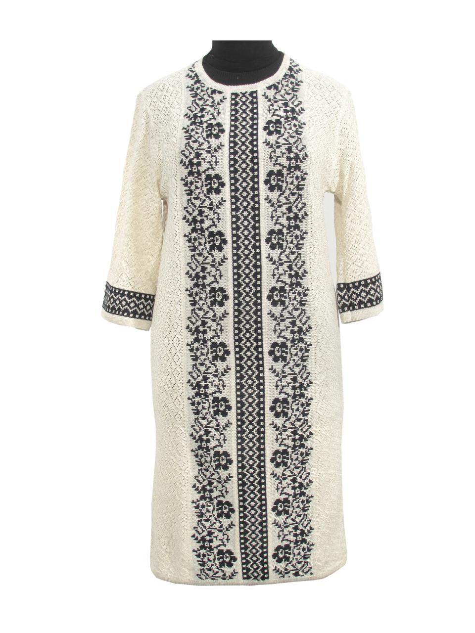 Вязаное платье 0520