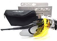 Тактические защитные очки ESS ICE 3LS KIT