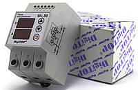 Реле напряжения с контролем тока VA-protector 50 A DigiTOP
