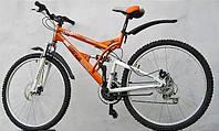 """Горный велосипед Азимут 24*126-FR/D (Rock) велосипед Azimut 24*126-FR/D (Rock), 24"""""""