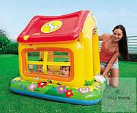 "Детский бассейн ""Любимый щенок"" Intex 57429 142x117x122"