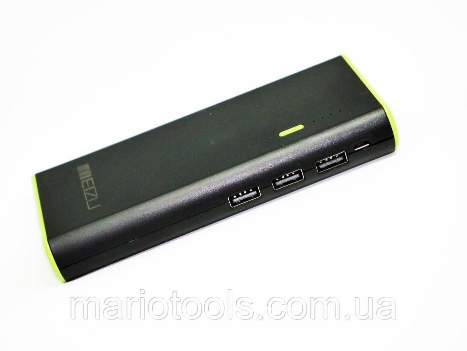 Повер банк Meizu 30 000 mah 3-USB+LED фонарик