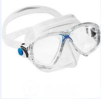 Маски для плавания Cressi Sub Marea; прозрачные Крейси Саб Мореа подводной охоты дайвинга снорклинга