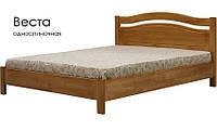 """Кровать двуспальная """"Веста"""", фото 1"""