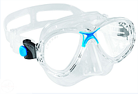 Детская маска для плавания Cressi Sub Marea Junior Крейси Саб Мореа Джуниор подводной охоты дайвинга снорклинг