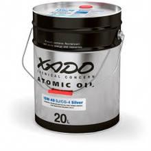 Минеральное моторное масло 15W-40 CG-4/SJ XADO Atomic Oil