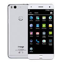 """Оригинальный Ivargo V210101, Snapdragon 615, 3GB/32GB, Full HD, 5"""" IPS серебристый. Под заказ!"""
