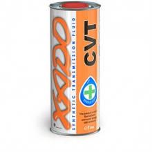Синтетическое масло для бесступенчатых коробок передач CVT XADO Atomic Oil