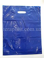 Пакет банан с вырубной ручкой 600х600,50 мкм , фото 2