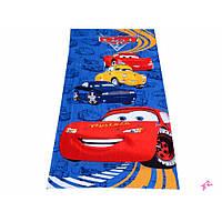 Пляжное детское полотенце Тачки-3, 150*75