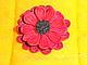 """Молд силиконовый цветы """"Маргаритка"""" 5 см, фото 2"""