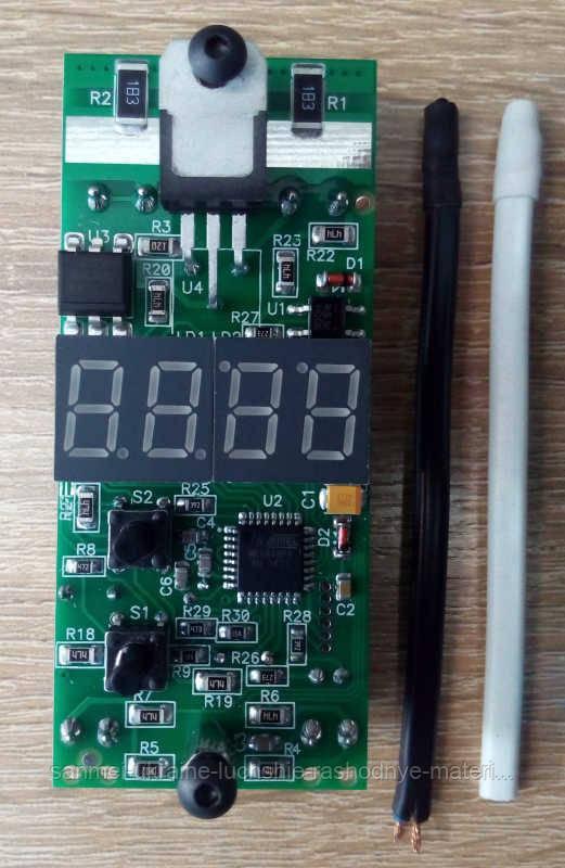 Термоконтроллер ERA+4LT (без корпуса)