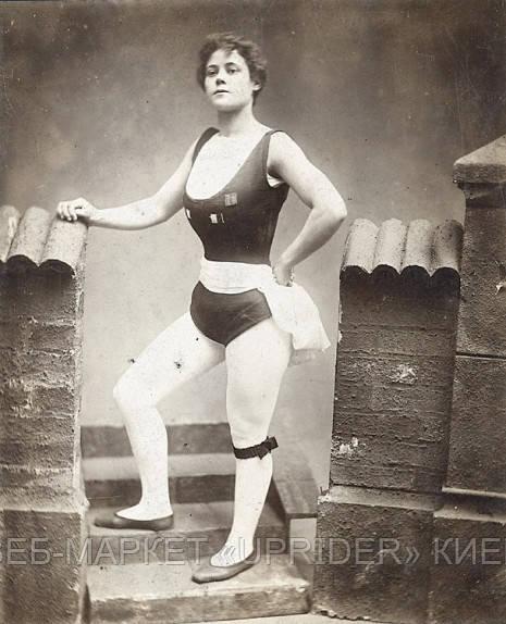 Первые женщины-бодибилдеры начала XX века
