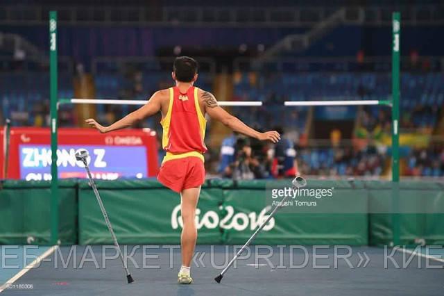 Эти невероятные паралимпийцы
