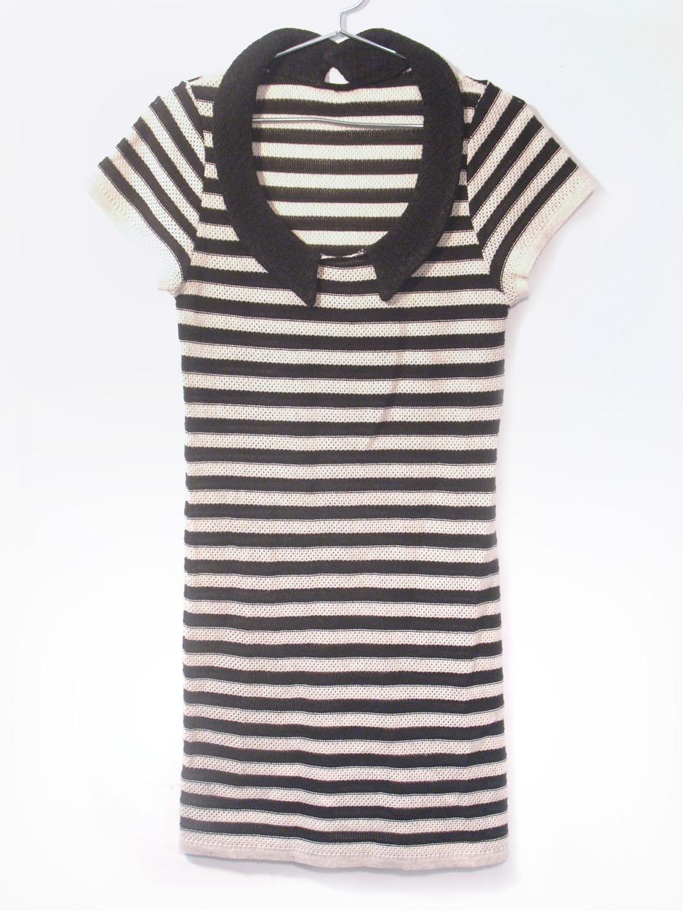 Вязаное платье на лето 0535
