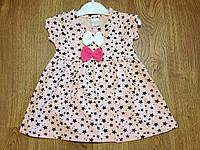 Платья для девочек с бантиками оптом  1 2 3 4 лет. Турция