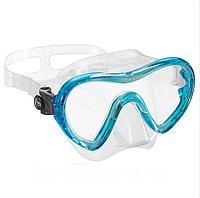 Маска для плавания Cressi Sub Sky; прозрачная Крейси Саб Скай подводной охоты дайвинга снорклинга
