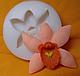 """Молд силиконовый """"Орхидея"""" 6,2 см, фото 2"""