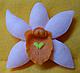 """Молд силиконовый """"Орхидея"""" 6,2 см, фото 3"""