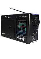 Радиоприемник GOLON RX-99, Колонка, Всеволновой Радиоприемник, Портативное радио, Радио с фонарем