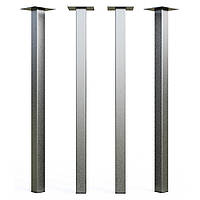 Ножка из металла регулируемая 1131
