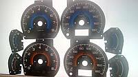Шкалы приборов Mitsubishi Chariot Grandis, фото 1